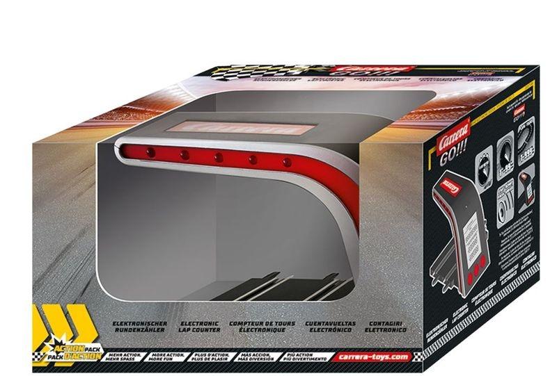 Carrera Go!!! Elektronischer Rundenzähler