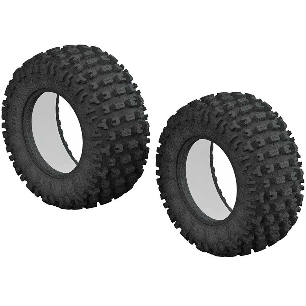 Arrma 1/10 dBoots Fortress Short Course Front/Rear 3.0/2.2