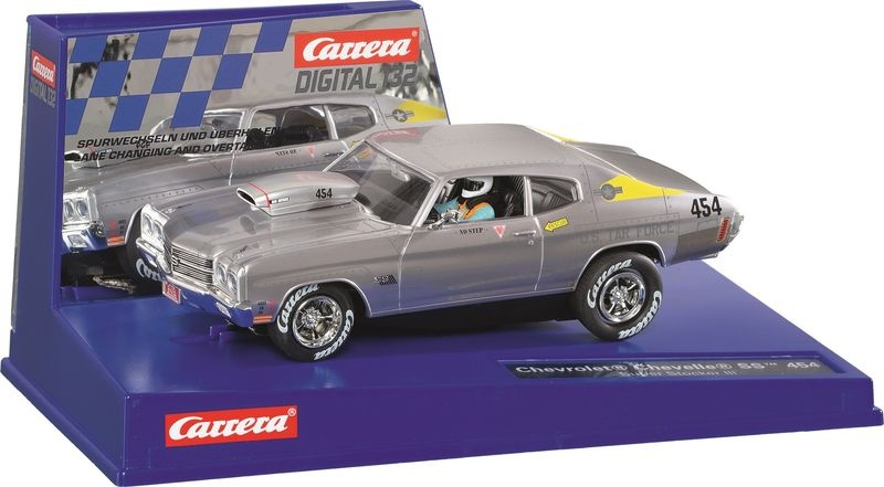 Carrera Digital 132 IDEE+SPIEL Chevrolet Chevelle SS 454