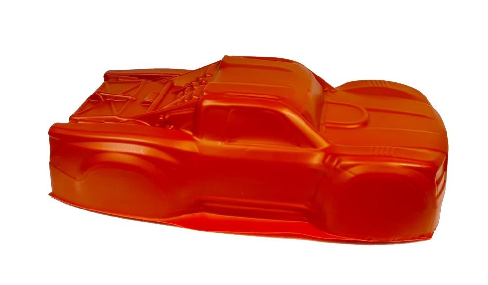 Probodyrc unbreakable Body für Arrma Mojave 6s rot