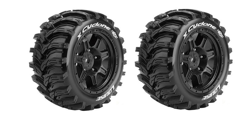 Louise RC X-CYCLONE MFT Technology
