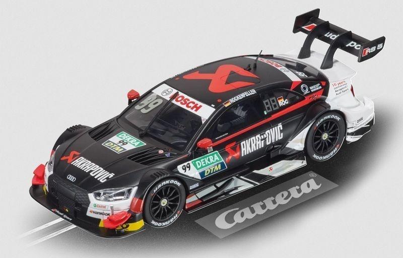Carrera Digital 124 Audi RS 5 DTM M.Rockenfeller, No.99