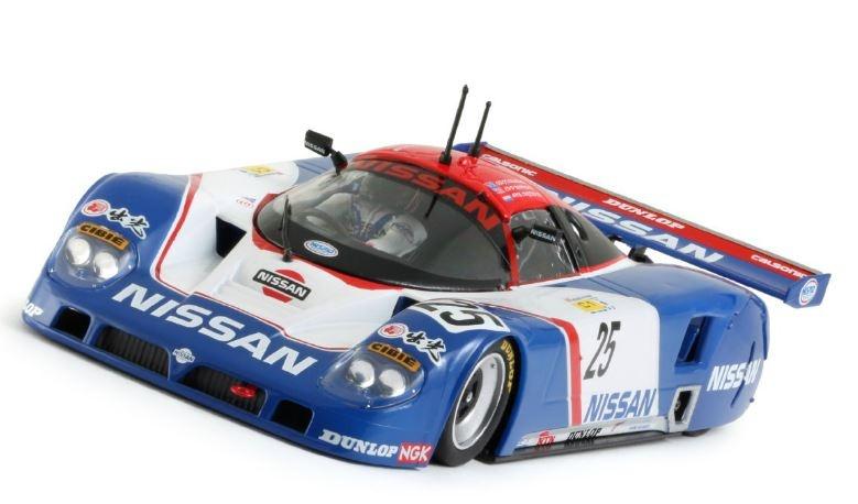 Slot.it Nissan R89C #25 24h Le Mans 1989
