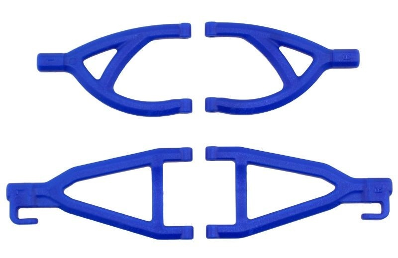 RPM Querlenker hinten Traxxas Mini E-Revo 1:16 blau