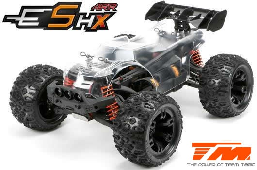 Team Magic E5 HX 4WD Electric Monster Truck ARR 1:10