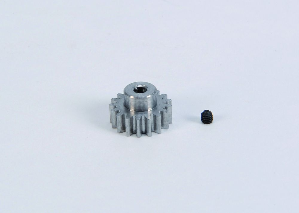 Carson Motorritzel 17Z M0,8 Stahl gehärtet
