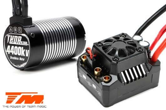 Team Magic Brushless Combo - THOR MAX 10 ESC & THOR 3660
