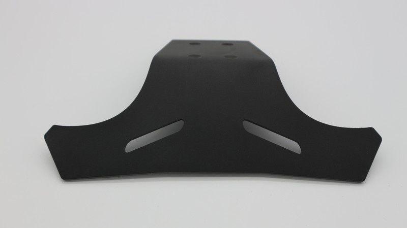 POS RC Racing Parts Bumper Arrma Talion Front V1-V5