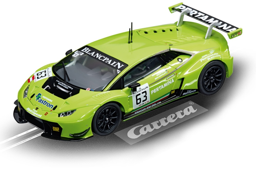 Carrera Evolution Lamborghini Huracan GT3 No.63