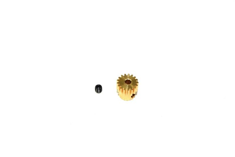 Absima Modul 0.6 17Z Kupfer Ritzel