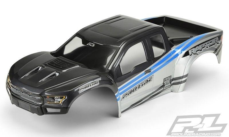 Pro Line Ford F-150 Raptor Karosserie Pre-Cut Pre-Painted
