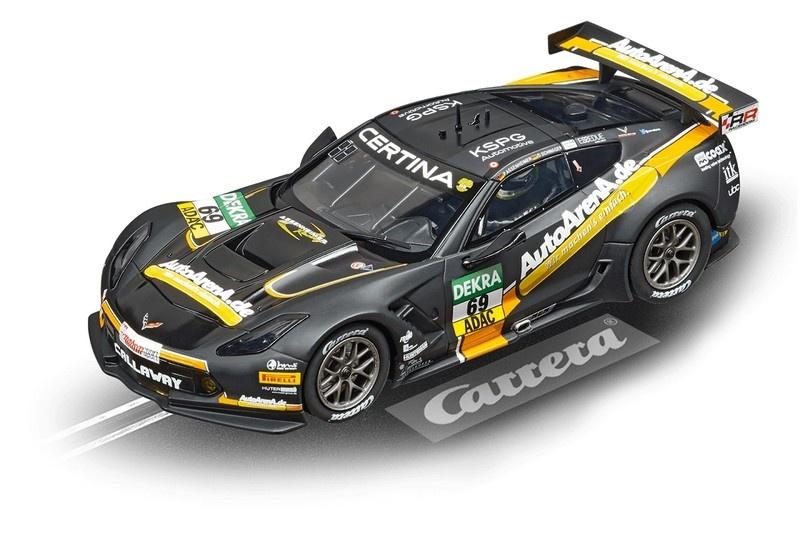Auslauf - Carrera Digital 132 Chevrolet Corvette C7.R