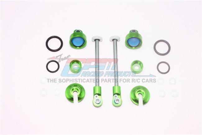 GPM alloy rebid kit for mag115r front damper - 20pc set
