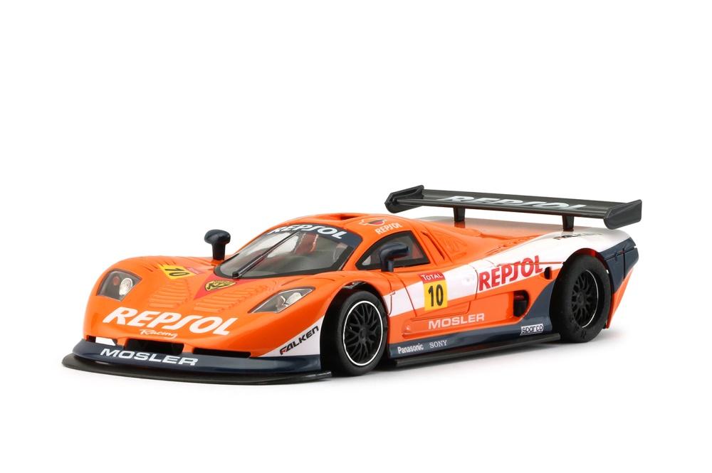 NSR Mosler MT 900 R - Repsol Racing ORANGE #10 - Inliner