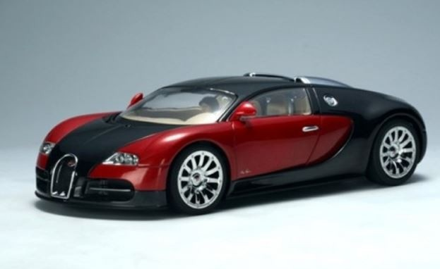 AutoArt Bugatti EB 16.4 Veyron (Frankfurt 2001)