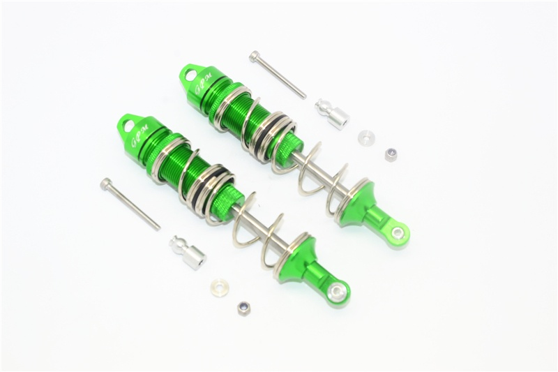 GPM aluminium front double section spring dampers