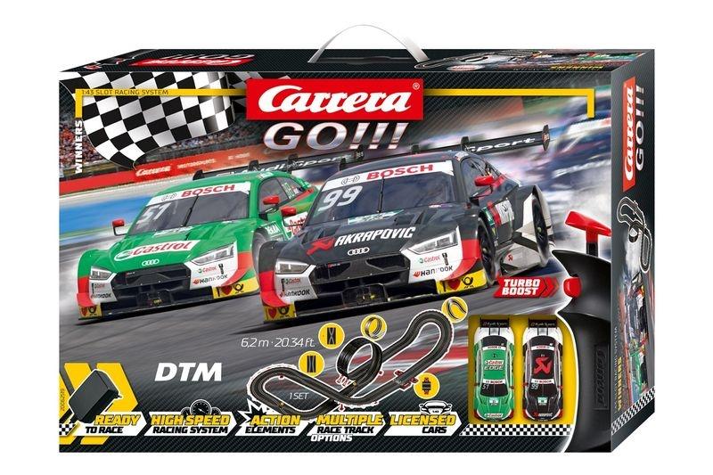 Carrera Go!!! Winners