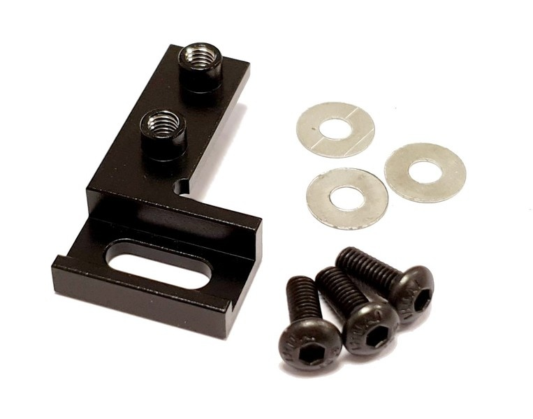 GPM ALLOY servo mount - 1PC Set for Tamiya CC-01