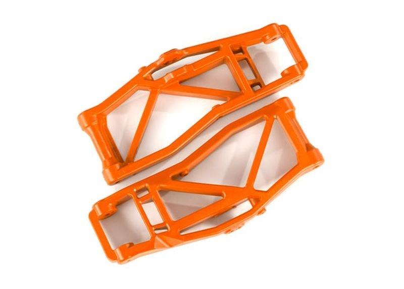 Traxxas Querlenker unten orange (2) L/R V/H