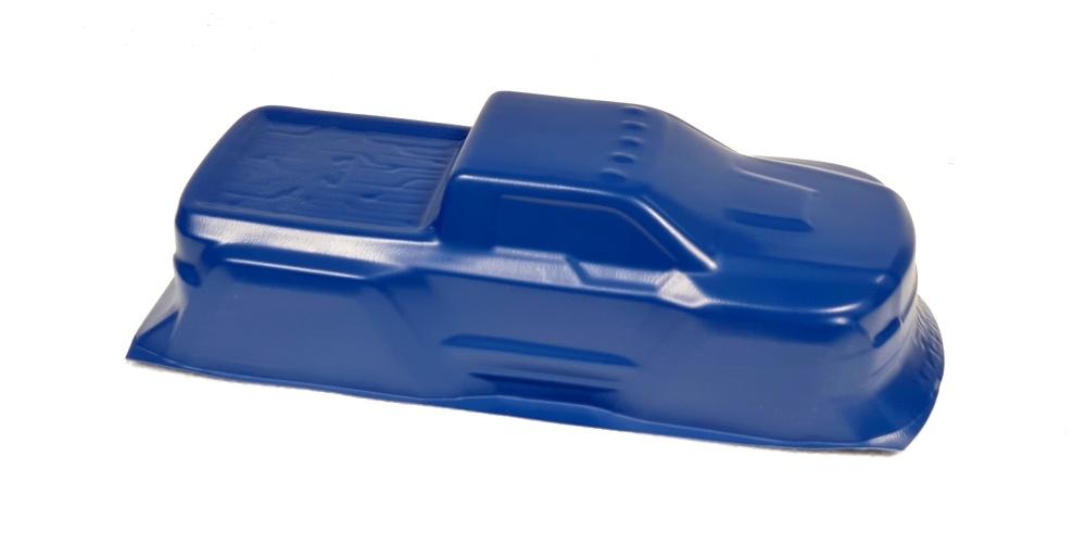 Probodyrc unbreakable Body für Arrma Granite V3 blau