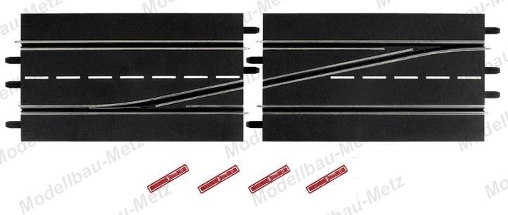 Carrera Digital 124/132 Weiche links --LOSE--