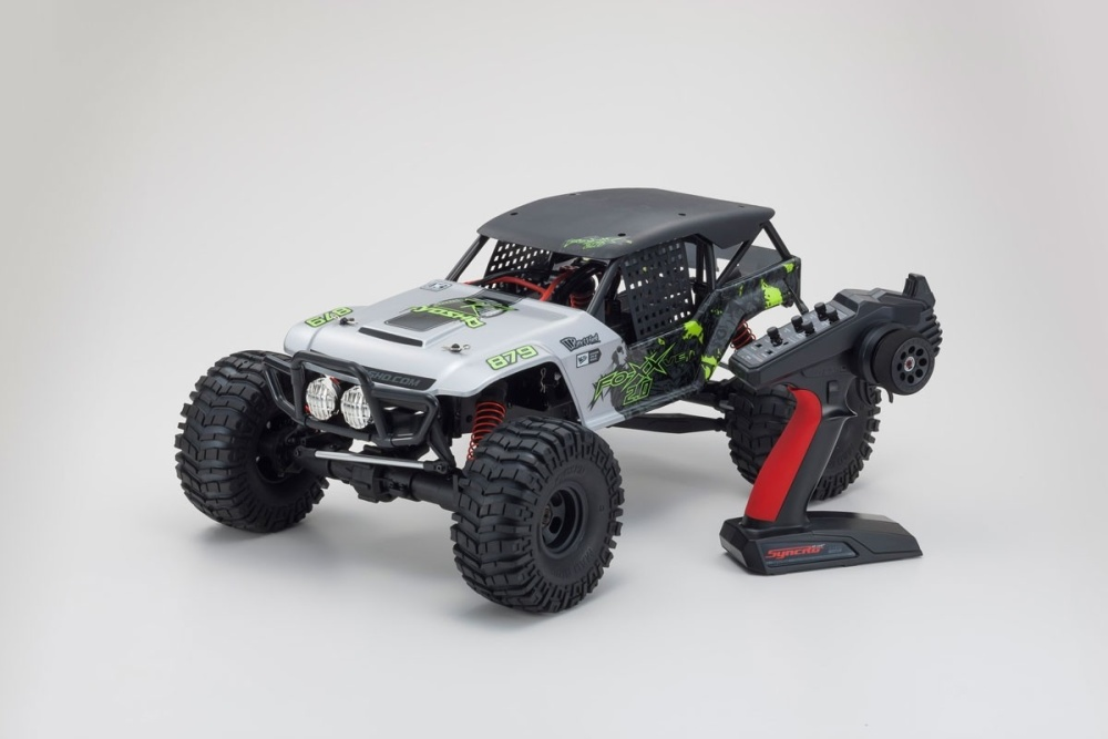 Kyosho FO-XX VE 1:8 4WD Readyset EP (KT231P-Torx8-Brainz8