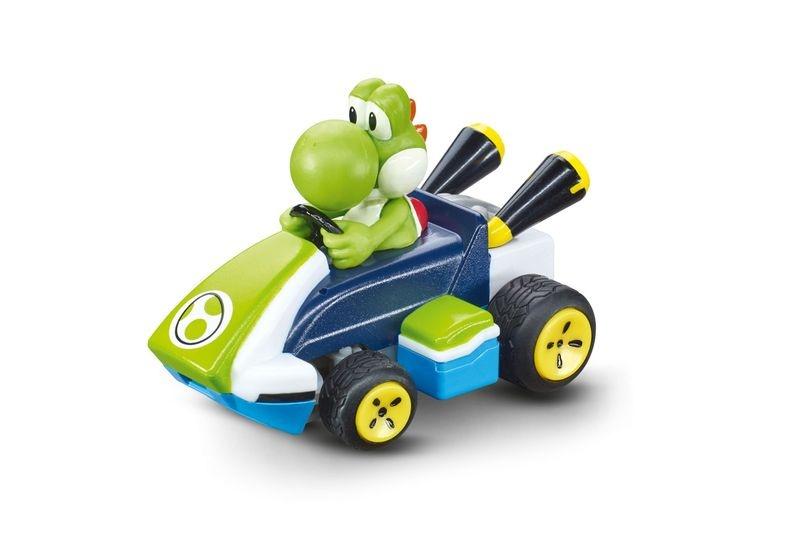Carrera RC 2,4GHz Mario Kart(TM) Mini RC, Yoshi