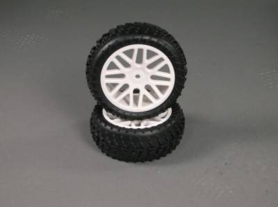 Amewi Front Wheel Complete NEW STYLE (2)
