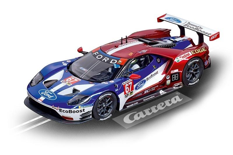 Auslauf - Carrera Digital 124 Ford GT Race Car No.67