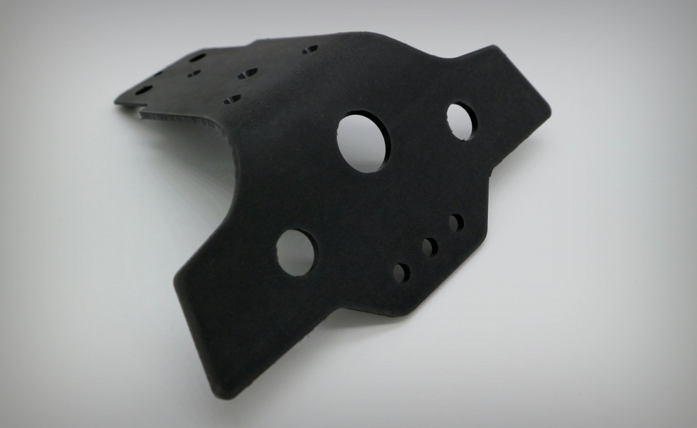 POS RC Racing Parts Frontbumper Arrma Kraton / Outcast 4S