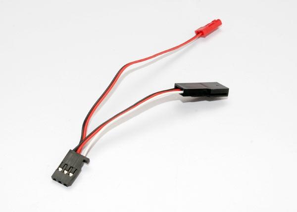 Traxxas Y-Kabel Servoverl. + LED-Licht Summit