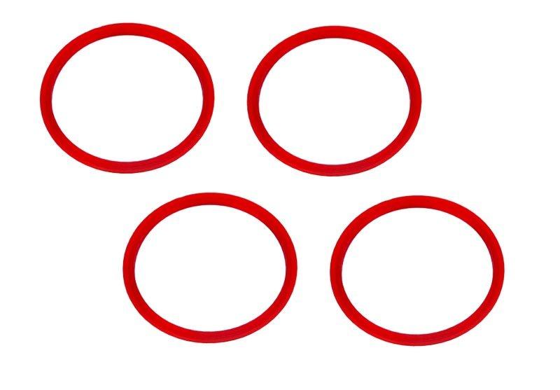 JS-Parts Felgenringe ultraflex rot passend für Off-Road