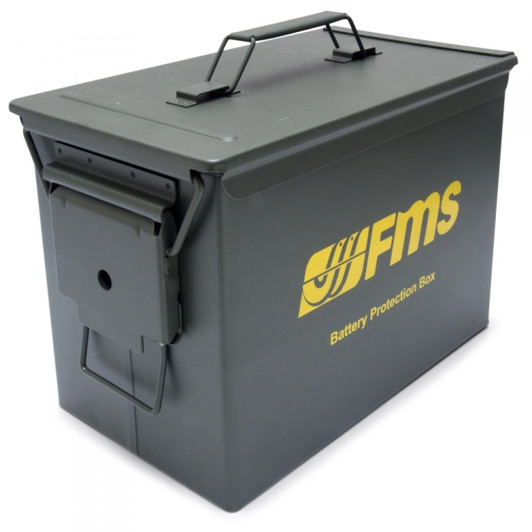 FMS Battery Protection Box Big 328x185x226mm