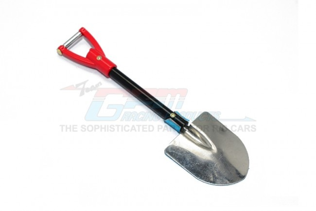 GPM scale accessories: Metal shovel for crawlers -1PC
