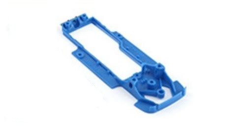 NSR Ford MKII GT40 EVO Chassis BLUE SOFT