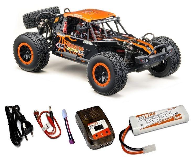 Absima 1:10 EP Desert Buggy ADB 1.4 orange 4WD Brushed