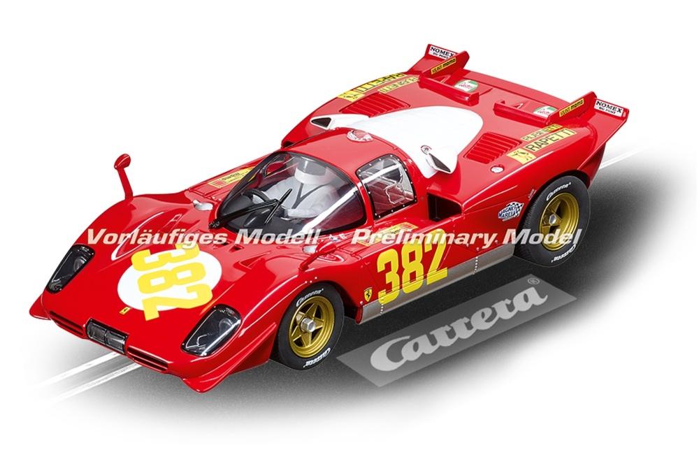 Carrera Digital 124 Ferrari 512S Berlinetta No.382,