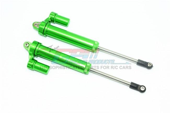 GPM aluminium rear L-Shape internal damper (160mm) -2PC SET