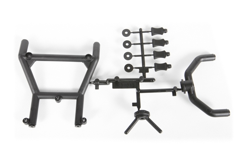 Axial - Yeti XL Roll Cage Tire Carrier