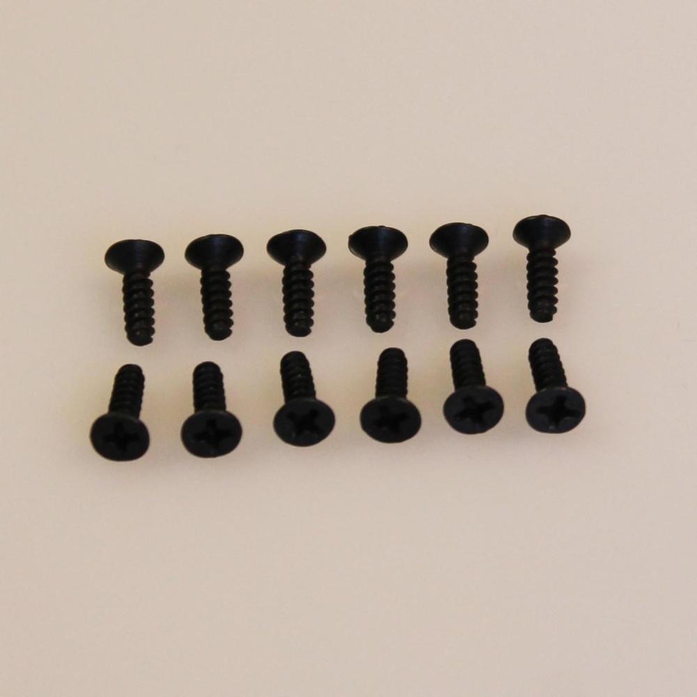 DF-Models Senkkopfschrauben 3x10mm (12)