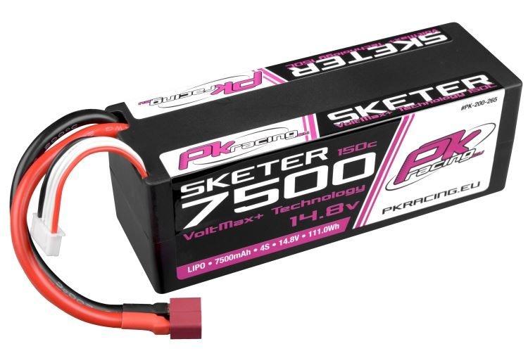 PK Racing - PK-200-265 - Li-Po SKETER 150C - 14.8V 4S