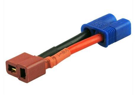Adapter kompatibel m.Deans Buchse <=>E-flite EC3 Stecker