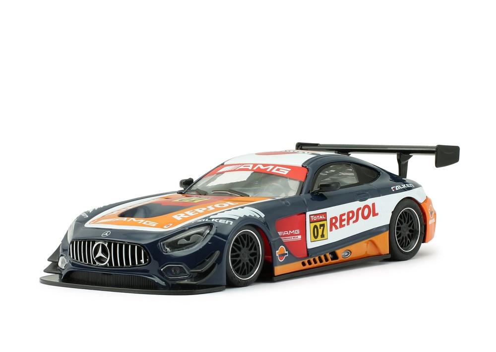 NSR Mercedes-AMG - Repsol Racing #7 - Anglewinder