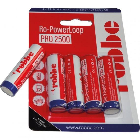 Robbe RO-Power Loop Micro AA 2500 MAH