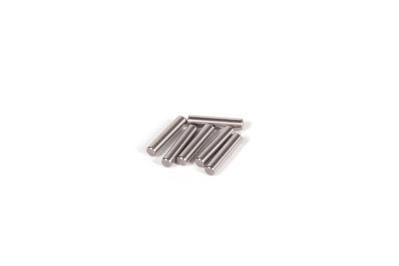 Axial - Pin 2.5x12mm (6)