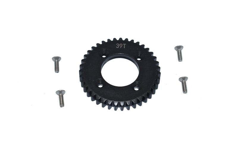 GPM Harden Steel #45 Spur Gear 39T - 5PC Set for