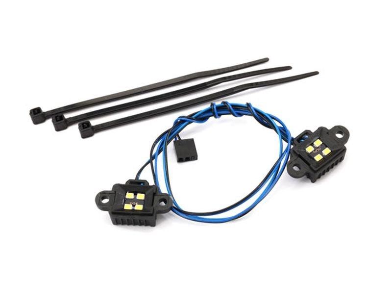 Traxxas LED Light Harness Rock Lights 6X6 TRAXXAS