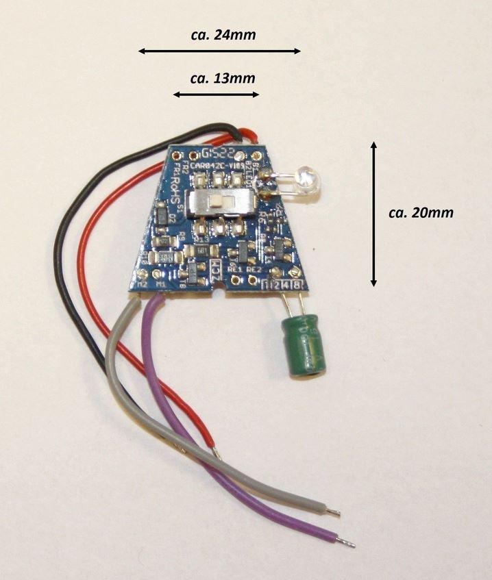 Carrera Digitaldecoder Mini