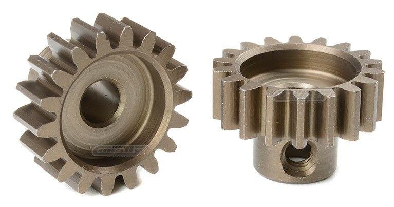 Team Corally - M1.0 Motorritzel - Stahl gehärtet - 18 Zähne