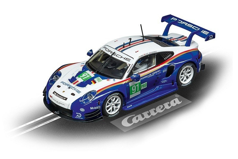 Carrera Evolution Porsche 911 RSR #91 956 Design